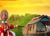 For romantic delights avail kerala honeymoon packa