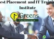 Best placement and it training institute tambaram