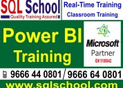 Power bi with dax and m language online training