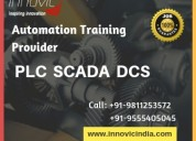 Best plc scada automation training in delhi, noida