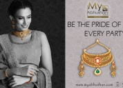 Handcrafted to perfection | my abhushan