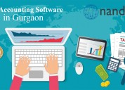 accounting software in gurgaon