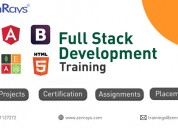 Best full stack development training in bangalore