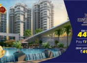 3bhk apartment in noida @price 58.90 lacs*