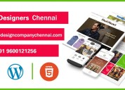 Best web design company chennai - 9600121256