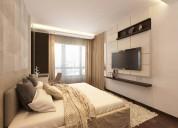 Ambience creacions 2 bhk luxury apartment