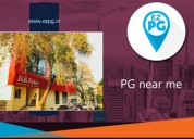 Pg accommodation in bangalore | pg near me - ezpg