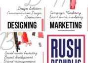 Creative design agency   web design company