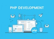 Php web applications development company in india