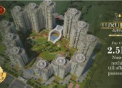 Samridhi luxuriya avenue apartment sector-150 noid