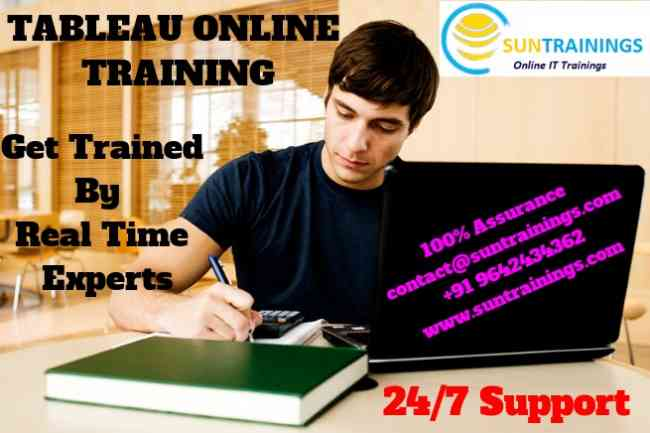 Best TableauOnline training in India, Australia, USA, UK, Malaysia.