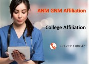 Anm gnm affiliation consultancy |college affiliati