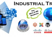 Six month industrial training in php in chandigarh