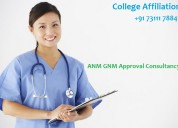 Best anm gnm approval consultancy  college affilia