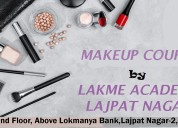 Top make-up academy in delhi | lakme academy