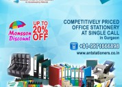 Stationery company dial +91 9971666898 in gurgaon