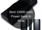Best 10000 mah power bank in india