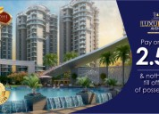 3bhk apartment noida @price 58.90lacs*