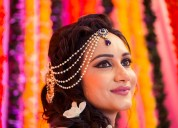 Bridal makeup artist dials +91-9810253024 in delhi