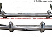 Bentley t1 bumpers year (1965-1977) stainless stee