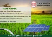Solar pumps coimbatore