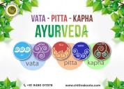 Vata, pitta, kapha and ayurveda