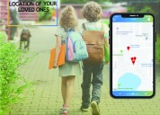 Voxtrail app for kids tracking in india