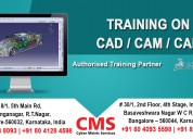 Cad / cam / cae training in bangalore, rt nagar