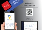 Gps tracking app android   voxtrail·