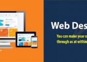 Top web design companies in hyderabad