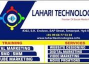 Website design - facebook likes - promotional vide