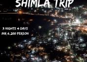 Best shimla tour packages