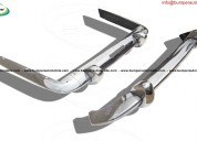 BMW 2002 year (1968-1971) bumper stainless steel