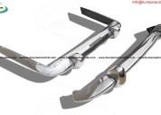Mercedes SL R107 280SL bumper stainless steel