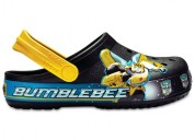 Crocs cb bumblebee black clogs for boys at officia