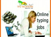 Online marketing work in tourism company required