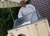 Gelato cart hire sydney|weddings corporate functi