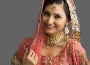 Where does bridal makeup in noida?