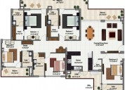 5 bhk residential apartments for sale in zirakpur
