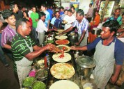 Best street food available in khau gali mumbai