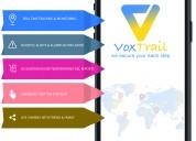 Voxtrail gps app in haryana