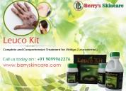 Vitiligo treatment - berry skin care