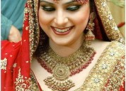 Best freelance bridal makeup artist in delhi
