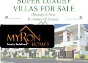 Best Luxury Villas In Hyderabad