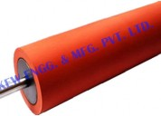 Rubber roller manufacturer, rubber covering roller