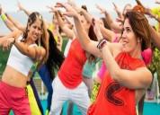 Best zumba dance classes in faridabad - rann abhya