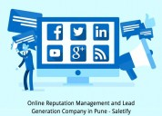 Saletify | online reputation management and lead g