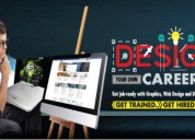 Learn graphic & web designing course