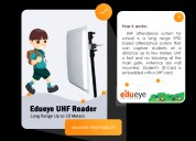 Edueye smart solution manangement & security with