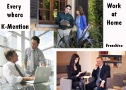 Ad posting work-part time job-franchise offer-busi